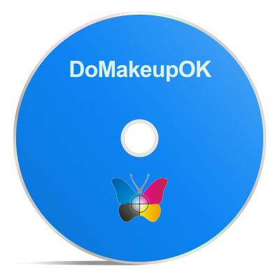 DoMakeupOK — приведение вёрстки в порядок
